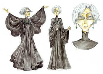 President Kasei by Luna-Kaneshiro
