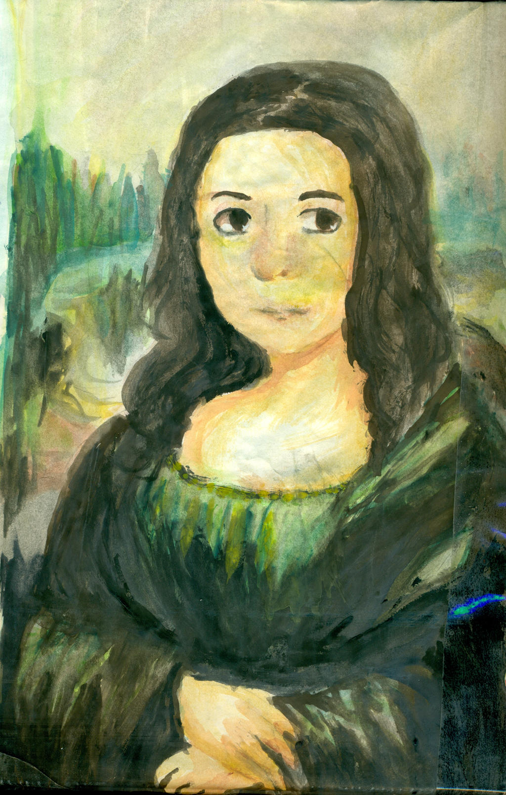 Mona lisa by hitheresmiley on deviantart for Can you buy the mona lisa