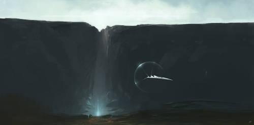 Land Of Empty by Eisanka
