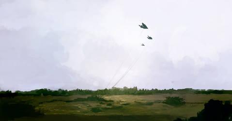 kites by Eisanka