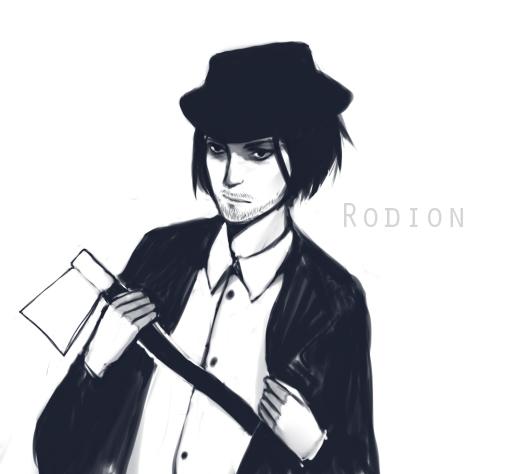 Raskolnikov by anamoar