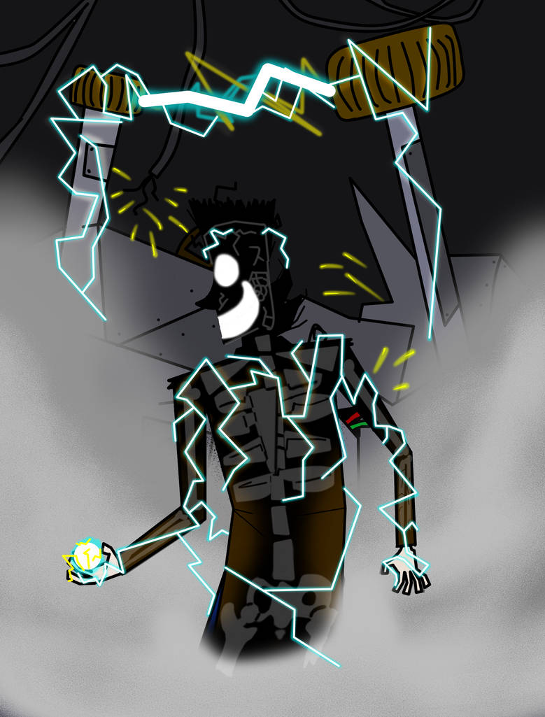 The Tesla Coil Incedent