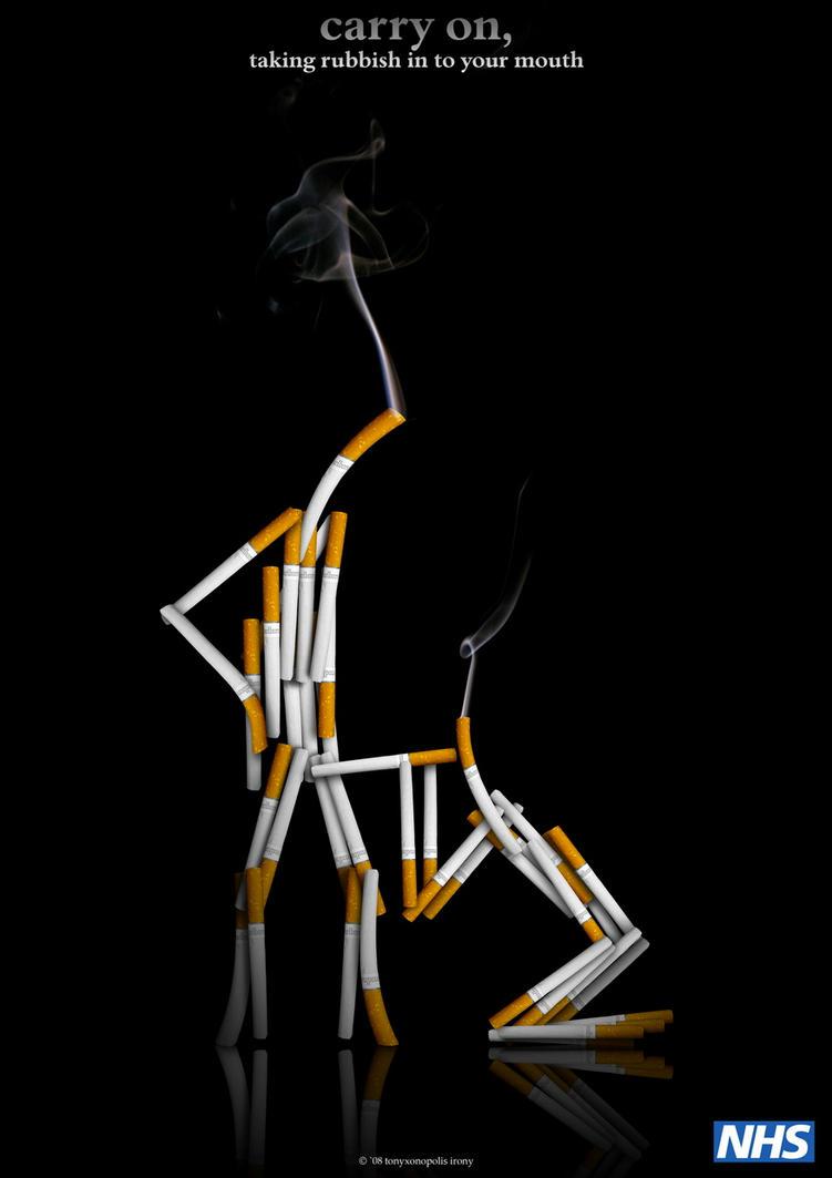 The smoking joy by tonyx