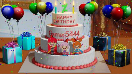 Happy Birthday Gamer5444