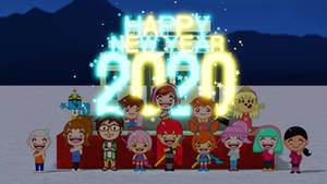 The Start of a New Decade (Happy New Year 2020)