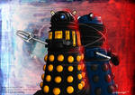 The DIG and the Dalek Time Controller