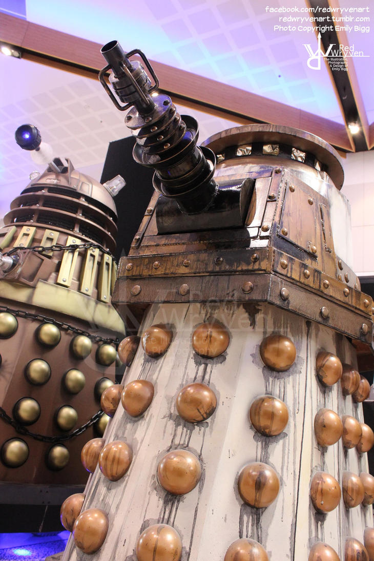Special Weapons Dalek - The Abomination by DalekMercy