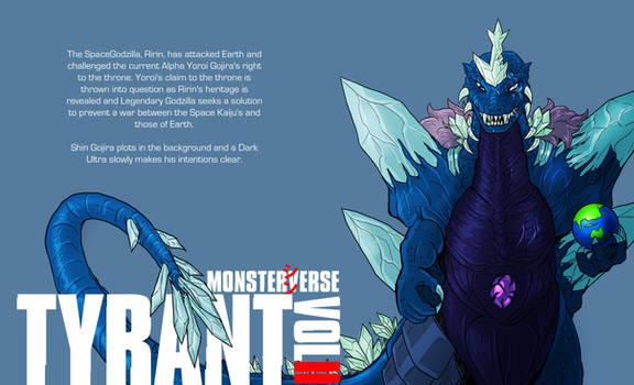ShinMonsterVerse Volume II Tyrant