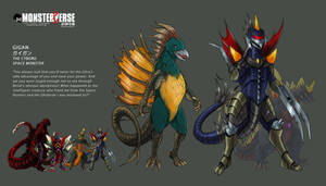 Gigan - ShinMonsterverse