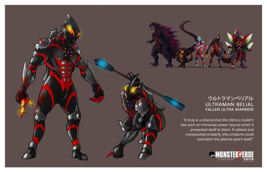 Ultraman Belial - ShinMonsterverse