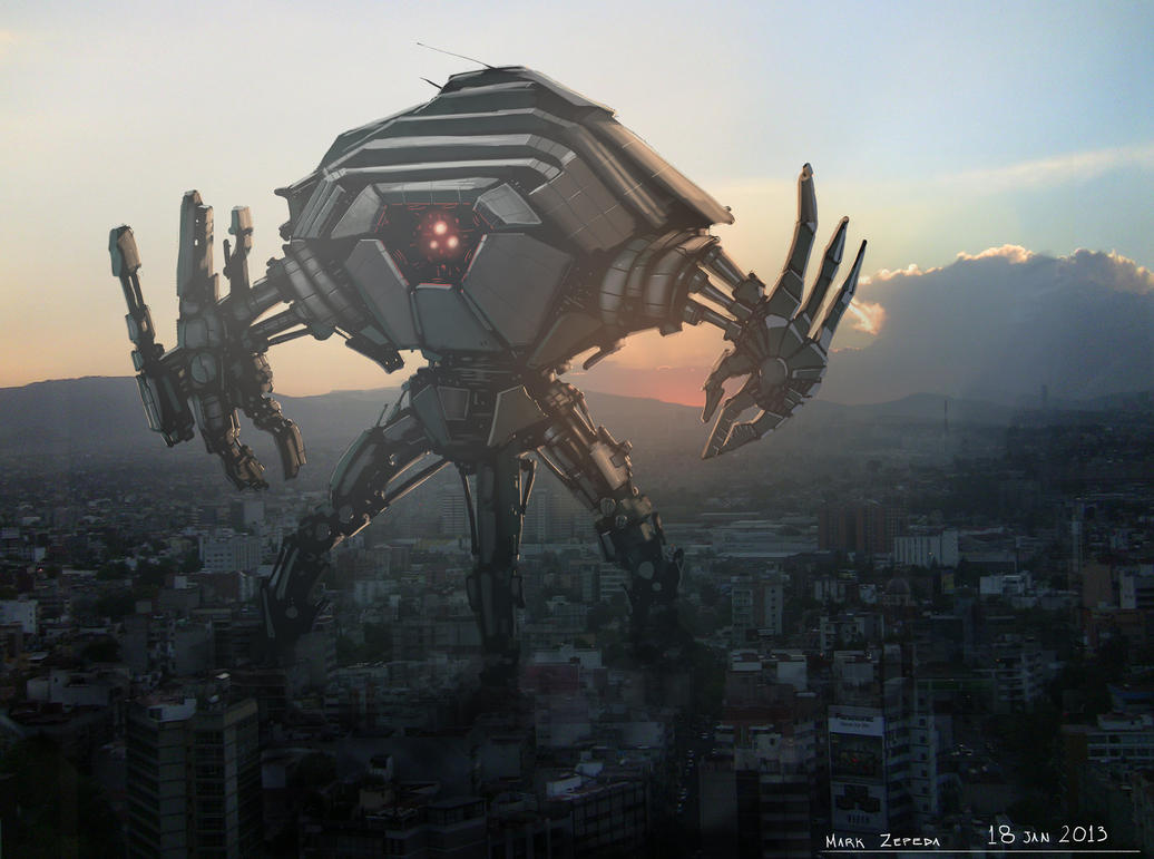 giant_robot_over_mexico_city_by_markedua