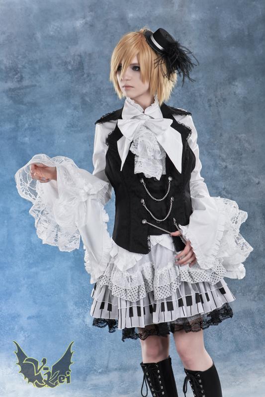 Visual kei clothing online store