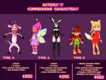 Natgica Commission Chart 2020 by maho-ren