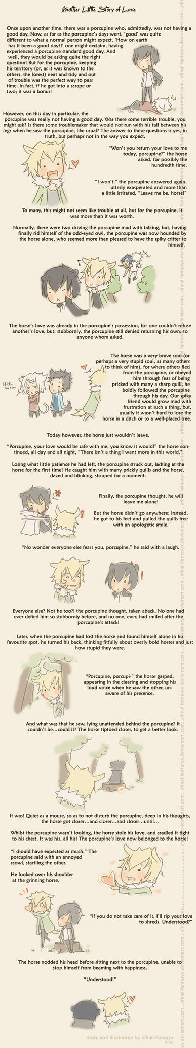 KHR: Another little Story by everyredqueen