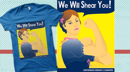 We Will Shear You
