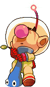 Captain Olimar by Badassbill