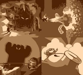 The Legend of Zelda - GameBoy by Badassbill