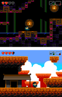 8-Bit Action RPG by Badassbill