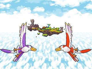 Skyward Sword by Badassbill
