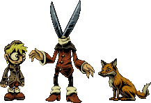 Character Sprites by Badassbill