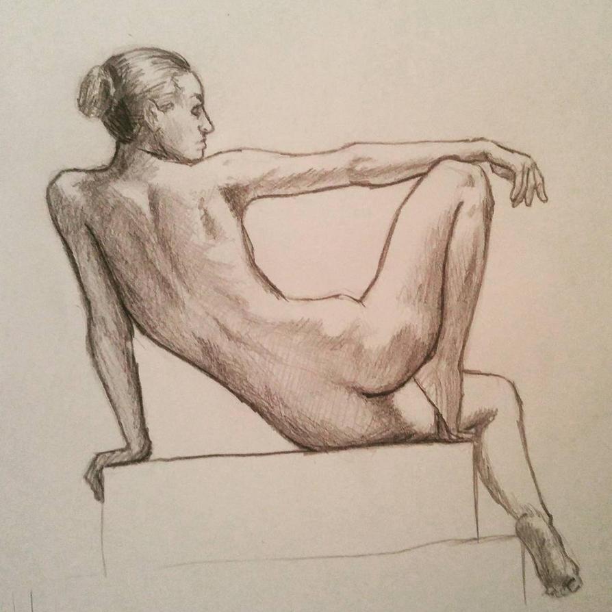 Figure Drawing 1 by Exploom