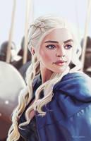 Daenerys by Exploom