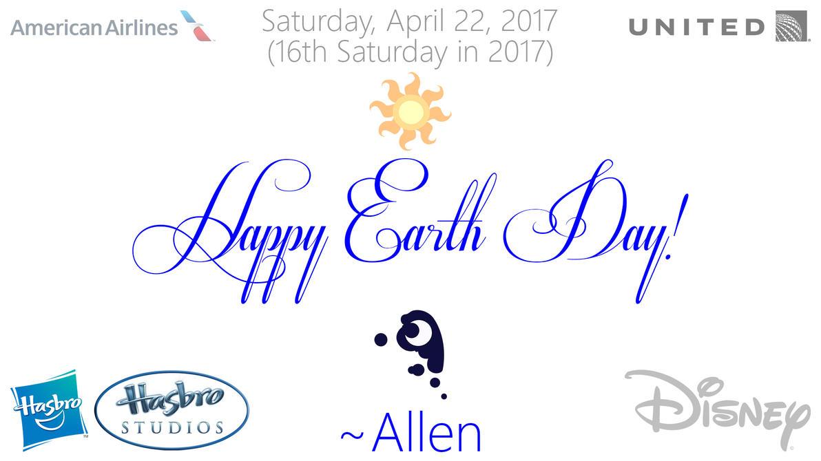 Happy Earth Day 2017 by AllenAcNguyen