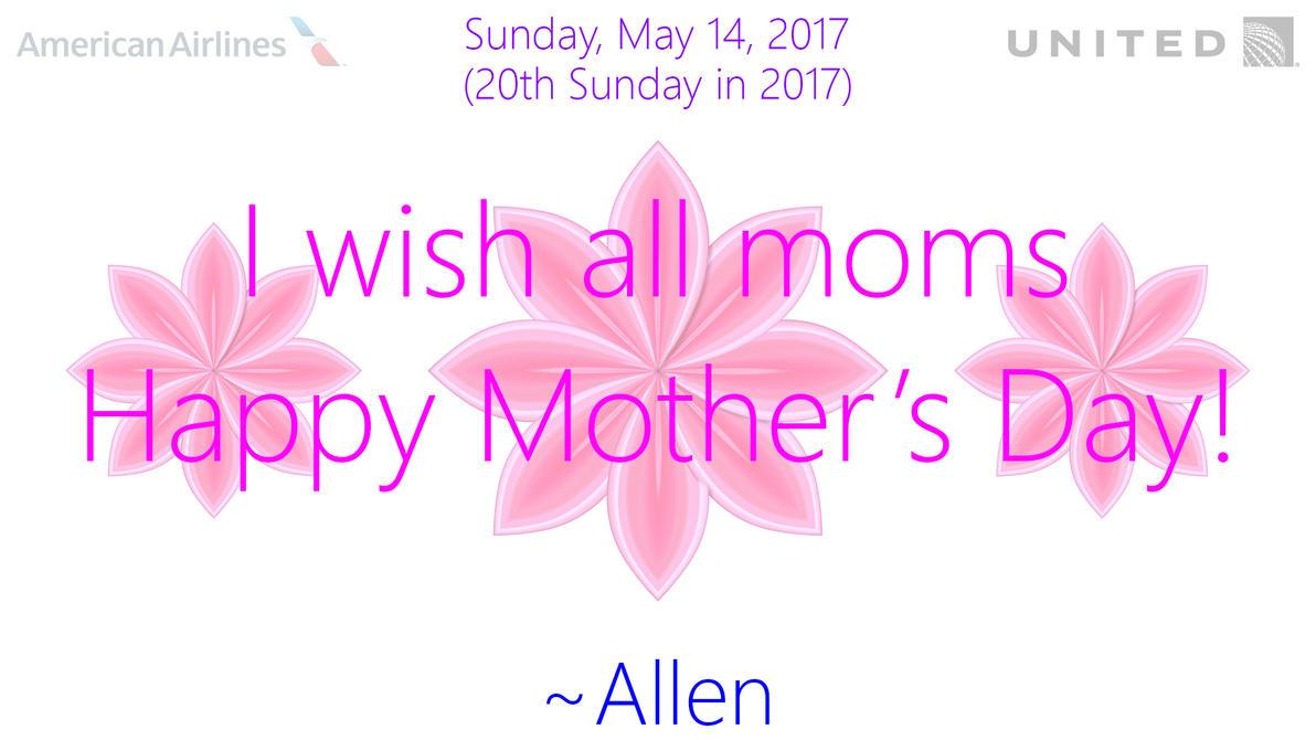 Happy Mother's Day 2017 by AllenAcNguyen