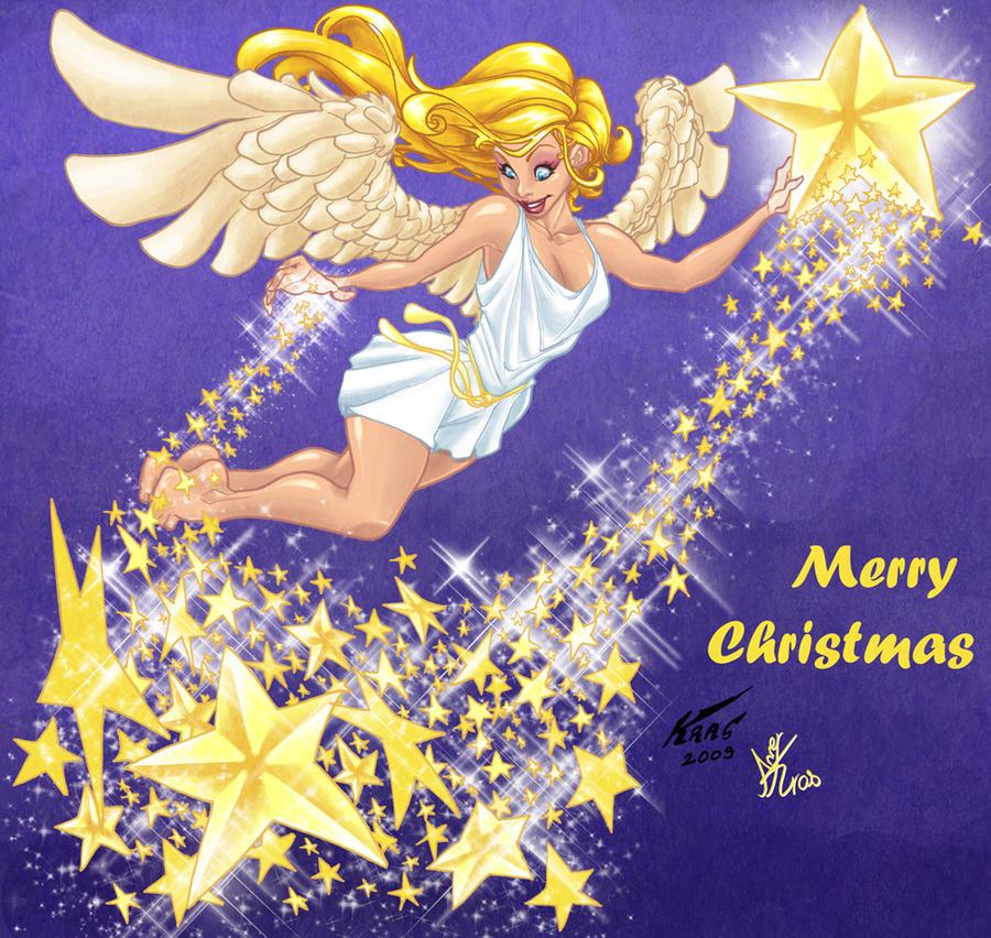 Christmas 2009 by legiostudio