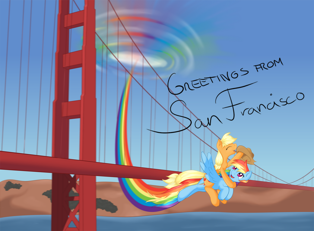 Greetings from san francisco by ratofdrawn on deviantart greetings from san francisco by ratofdrawn m4hsunfo