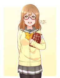 Happy Birthday Hanamaru!