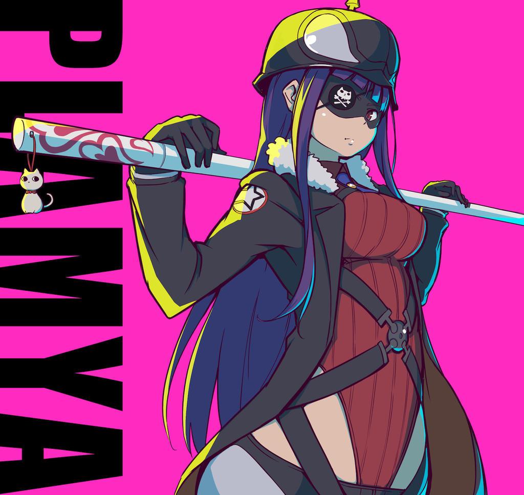 Lady_Plamya by tohofrog