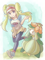 Trainer Katrina by wallmask3