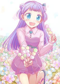 Purple girl (Switcharound Meme)