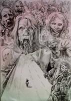 The Walking Dead by makwacheong
