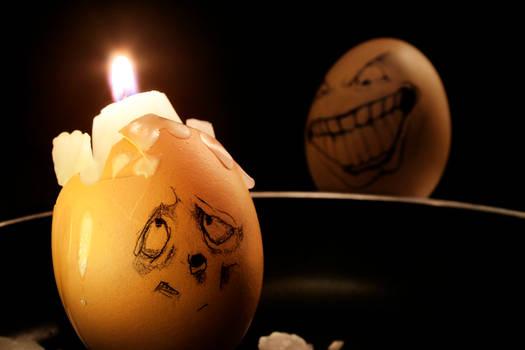 litte poor egg