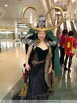 Dr. Doom and Lady Loki Pair Up