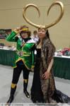 Lady Loki and Kid Loki
