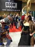 Boba Fett Kneels for Loki