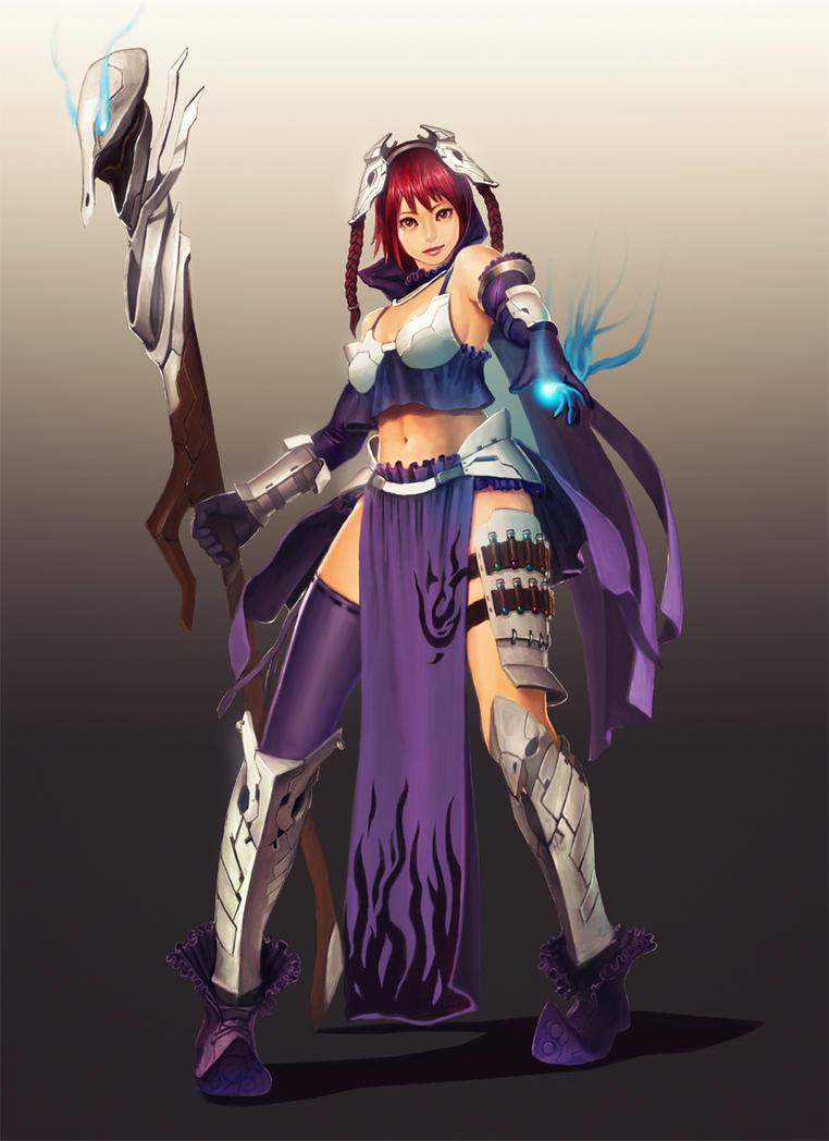 sorcerer by kakotomirai