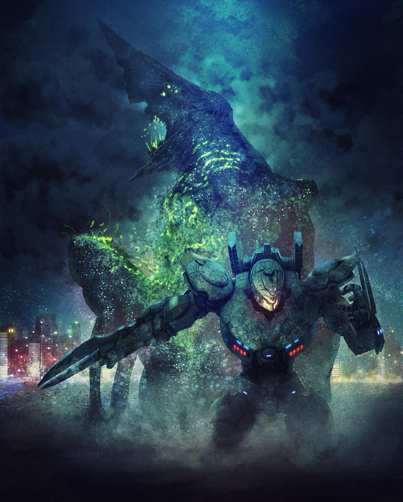 Pacific Rim Knifehead Wallpaper PacificRim by kakotomi...