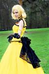 Kagamine Rin Vocaloid 02 by AlienOrihara