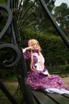 Pandora Hearts by AlienOrihara