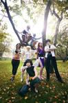 Fairy Tail by AlienOrihara