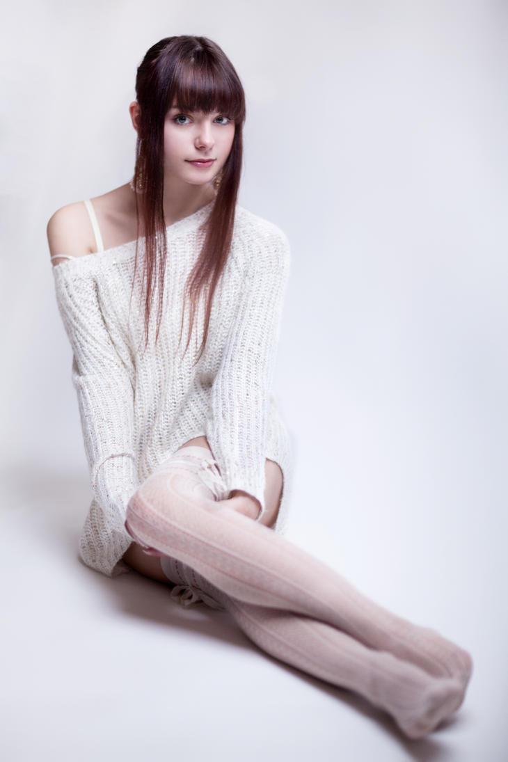 Russian Girl by AlienOrihara