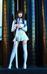 Satsuki Kiryuin by AlienOrihara