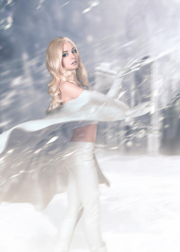 Emma Frost X-MEN by AlienOrihara