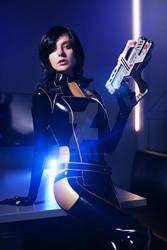 Mass Effect - Miranda Lawson