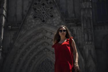 Barcelona by AlienOrihara