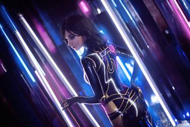 Mass Effect by AlienOrihara